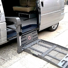 vehicle wheelchair lift, wheelchair lift, wheelchair lift malaysia