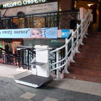Inclined Platform - Lift Supplier Malaysia