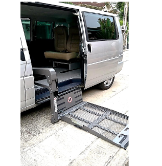 Electric wheelchair lift / wheelchair lifts for vehicles