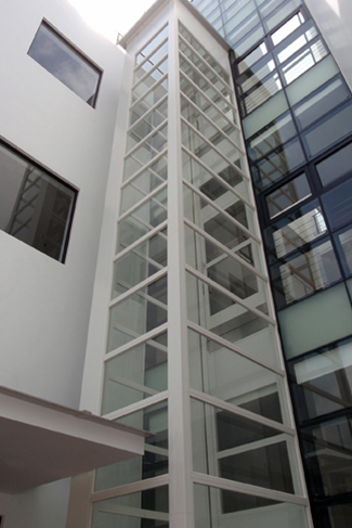 Vertical Wheelchair Lift / Home Lift Singapore for Physically Challenged