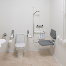 Bathroom Concepts for elderly & handicap