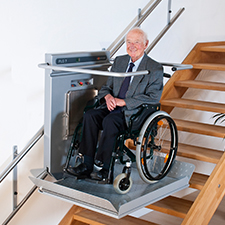 Inclined Platform Lifts, Wheelchair Lift