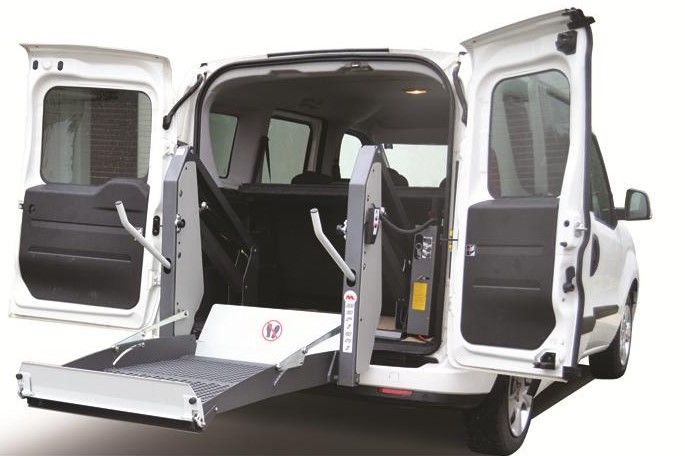 Electric wheelchair lift / wheelchair lifts for vehiclest